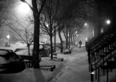Art-Snowstorm